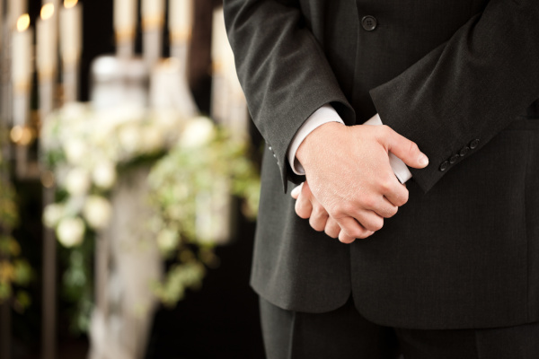 pogrzeb w kościele - Kalla pogrzeby