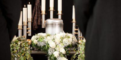 świece na pogrzebie - Kalla pogrzeby